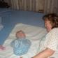 Внучка Аня с бабушкой