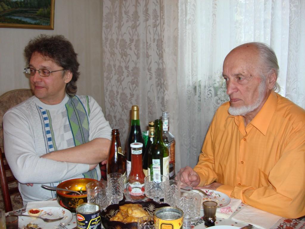 Владимир Семенович Семенов и Анатолий Семенов