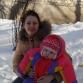 Дочка Яна и внучка Аня