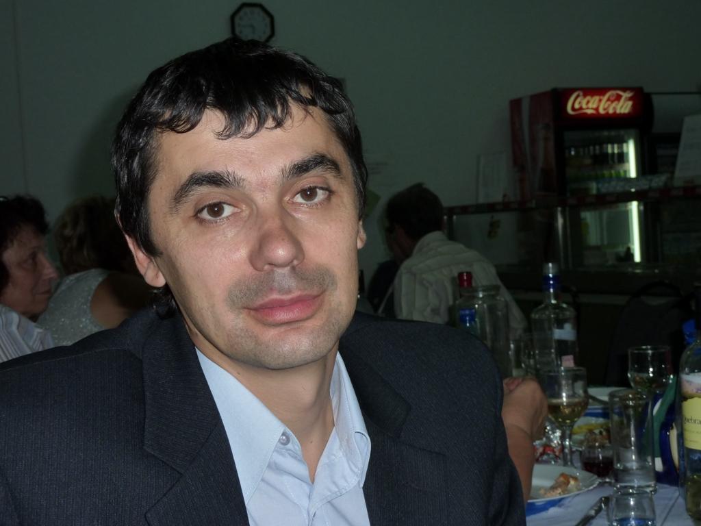 Юбилей Е. А. Симановского