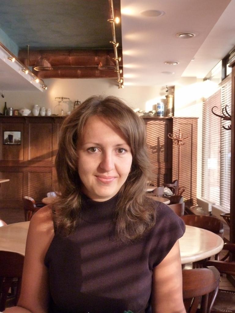 День рождения Татьяны Семеновой в Пилзнере