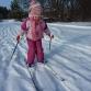 Второй раз на лыжах