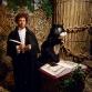 А. С. Пушкин и кот ученый