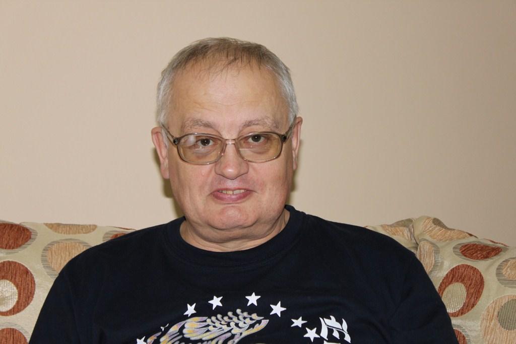 Это я - Валерий Семенов