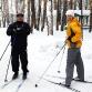 На лыжную прогулку