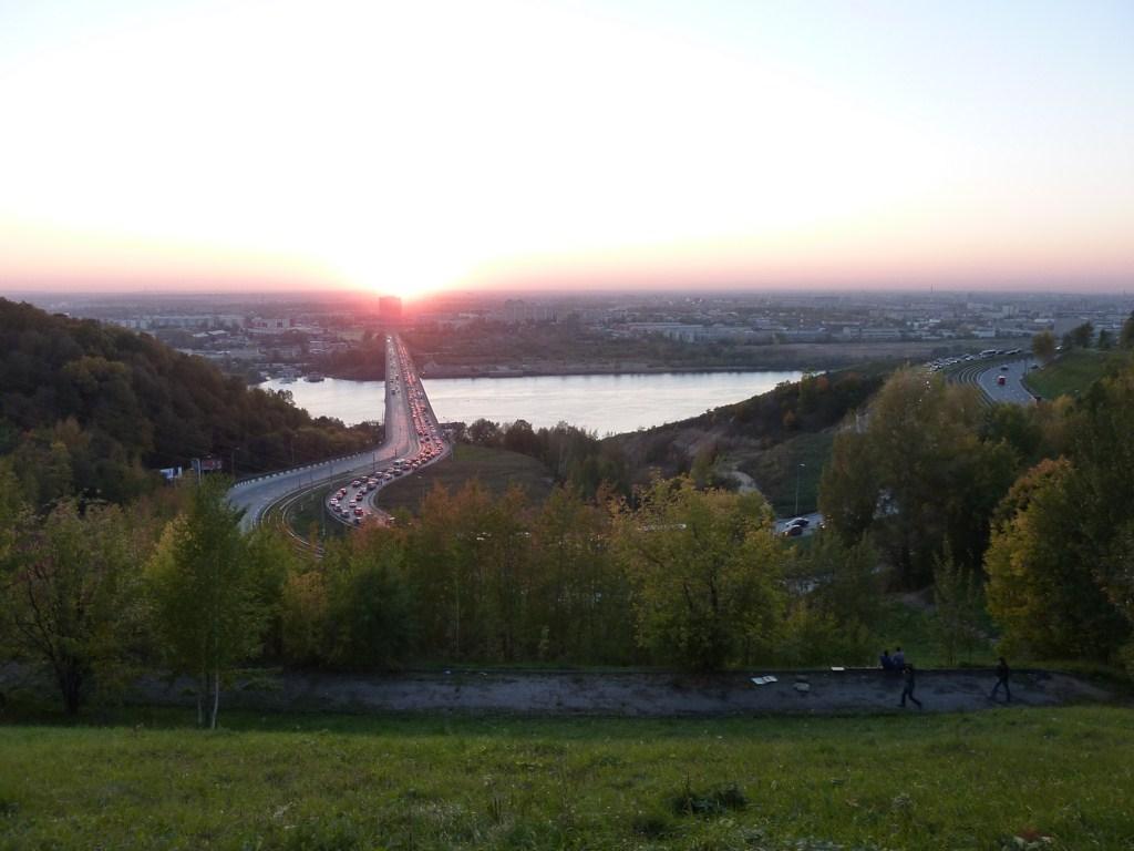 Нижний Новгород, Молитовский мост