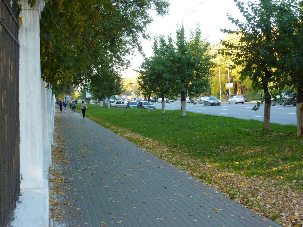 Нижний Новгород, проспект Гагарина