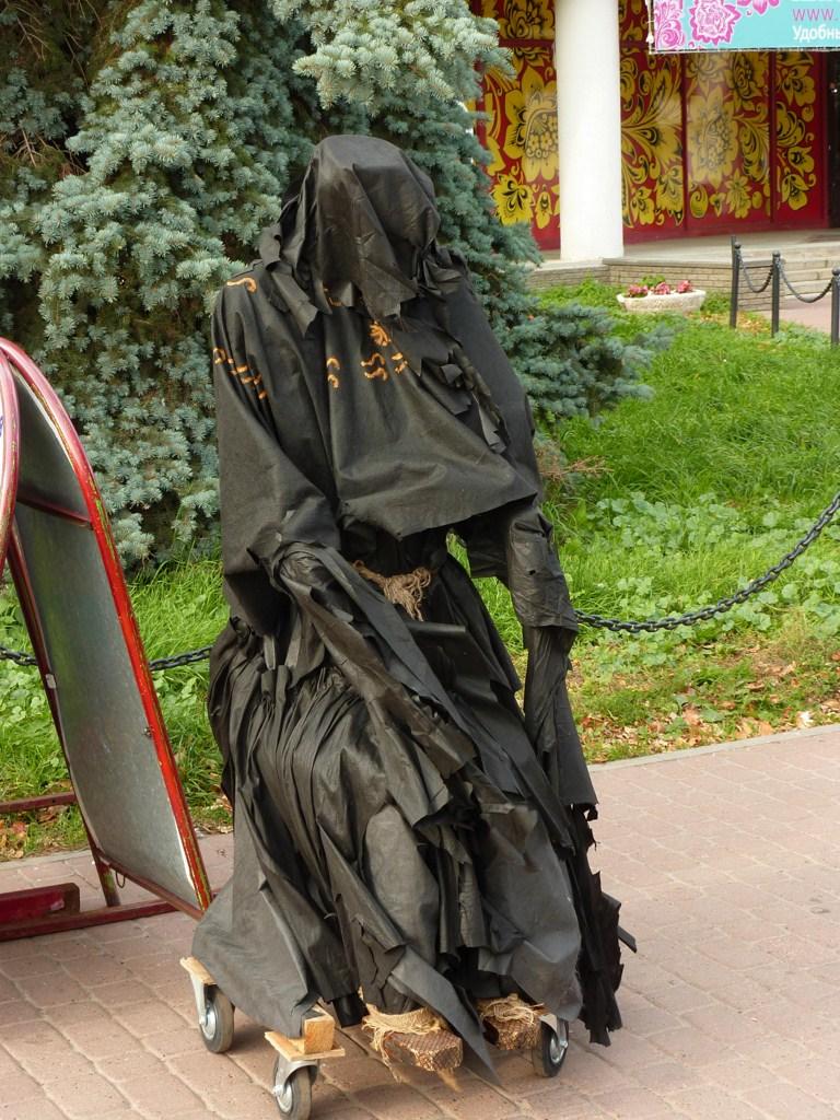 Нижний Новгород, улица Большая Покровская, страшилка