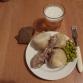 Общежитие ННГУ, наш скромный ужин