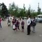 Праздничный концерт в Загородном парке, посвященный Дню защиты детей 1 июня 2013 года
