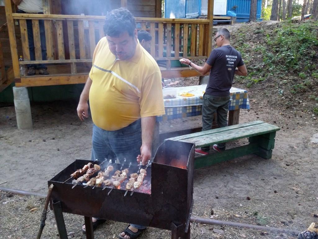 Турбаза «Сосенки на Волге» 18.07.2014-20.07.2014