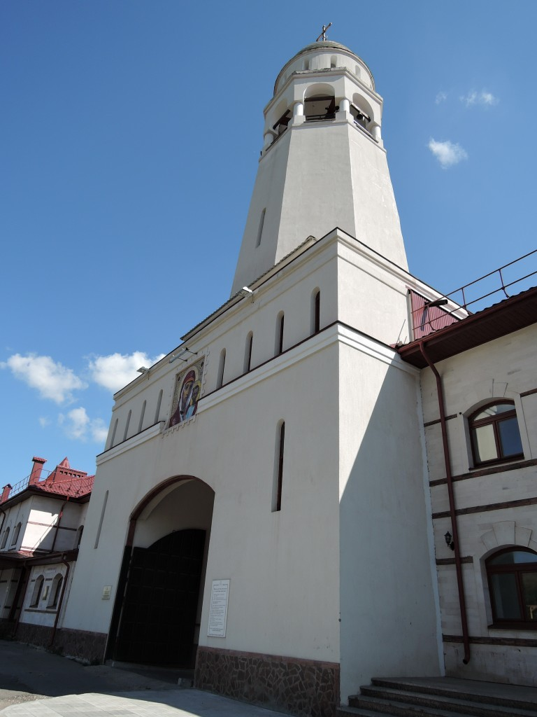 Свято-Богородичный Казанский мужской монастырь в селе Винновка