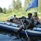 Сплав на катамаранах по реке Белая (Агидель)