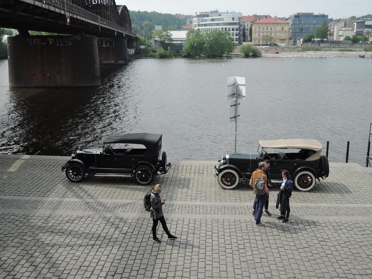 Путешествие в Прагу