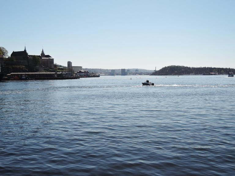 Путешествие в Осло