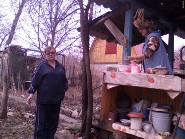 Елена Васильевна Климачева и моя дражайшая супруга